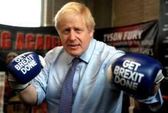 PM Inggris dan Partai Buruh masalahkan Brexit dalam debat Pemilu
