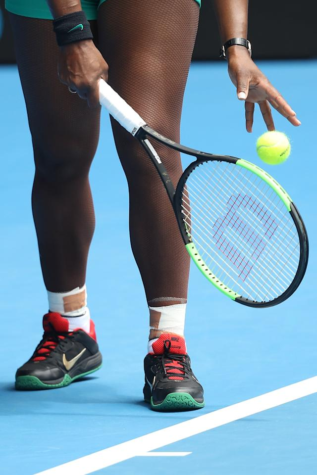 4b5c4706e42f Serena Williams's Outfit Isn't a Leotard - It's a Badass