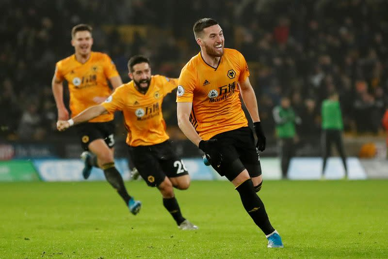 Wolves fight back to beat 10-man City as title fades further
