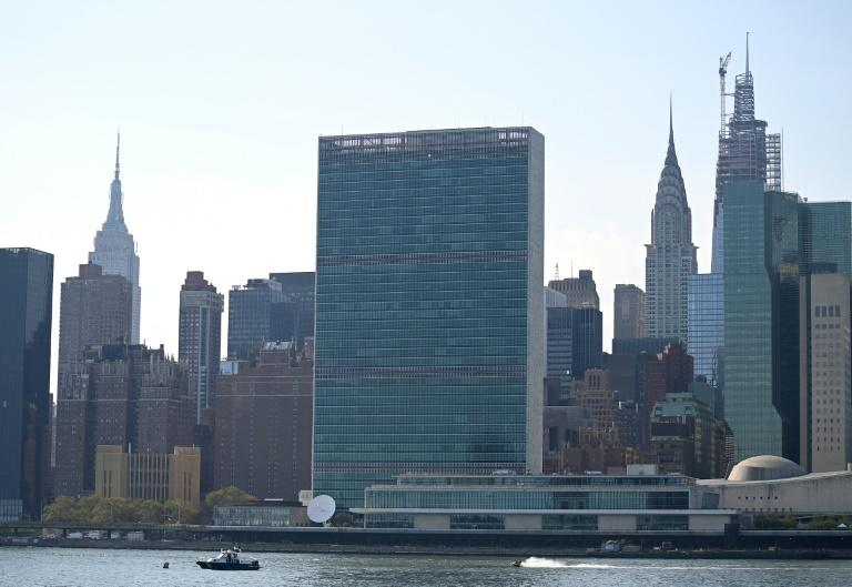 The UN Security Council has not met since March 12, with most UN staff working from home to avoid infection