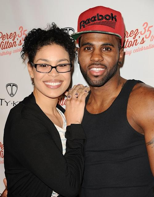 Sparks Fly in the Studio Between Jason Derulo and Jordin Sparks