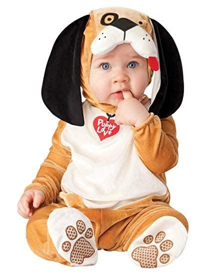 "<p>This <a href=""https://www.popsugar.com/buy/Baby-Dog-Costume-346776?p_name=Baby%20Dog%20Costume&retailer=amazon.com&pid=346776&price=15&evar1=moms%3Aus&evar9=19130532&evar98=https%3A%2F%2Fwww.popsugar.com%2Ffamily%2Fphoto-gallery%2F19130532%2Fimage%2F43937191%2FBaby-Dog-Costume&list1=halloween%2Cbabies%2Challoween%20costumes%2Ckid%20shopping%2Challoween%20for%20kids%2Cdiy%20costumes%2Ckid%20halloween%20costumes%2Challoween%20costumes%202018&prop13=api&pdata=1"" rel=""nofollow"" data-shoppable-link=""1"" target=""_blank"" class=""ga-track"" data-ga-category=""Related"" data-ga-label=""https://www.amazon.com/InCharacter-Costumes-Babys-Costume-Medium/dp/B004UPU8QM/ref=sr_1_2?s=apparel&amp;ie=UTF8&amp;qid=1531157824&amp;sr=1-2&amp;nodeID=7141123011&amp;psd=1&amp;keywords=Baby+Dog+Costume"" data-ga-action=""In-Line Links"">Baby Dog Costume</a> ($15-$51) looks so cuddly. </p>"