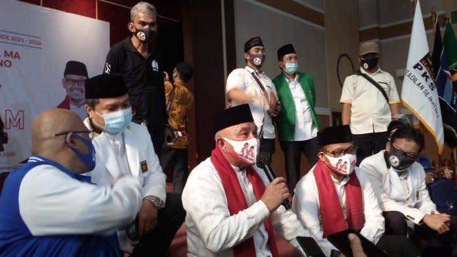 Dikeroyok 12 Partai, Begini Jawaban Jagoan PKS di Depok