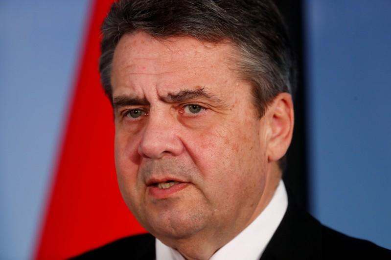 Ex-foreign minister Gabriel rejects offer to head German auto lobby