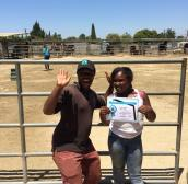 Compton Jr Posse Youth Equestrian Program In Compton