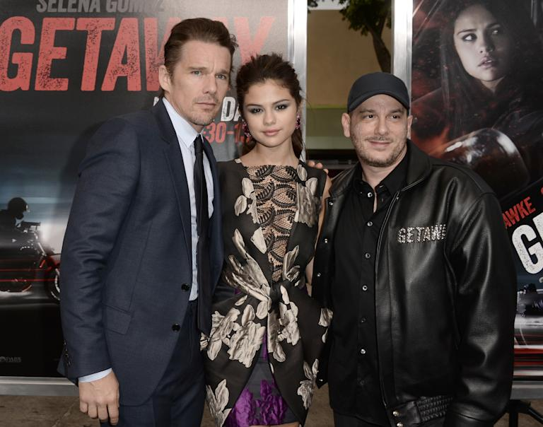"Warner Bros. Pictures Presents The Premiere Of ""Getaway"" - Red Carpet"