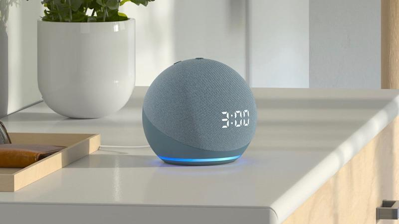 Echo Dot image, 16:9 scale