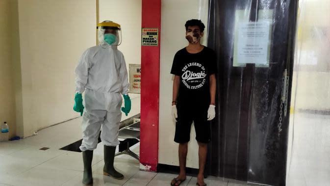 1 Tahanan Positif Covid-19 Polres Jayapura Ditangkap, 1 Orang Masih Buron