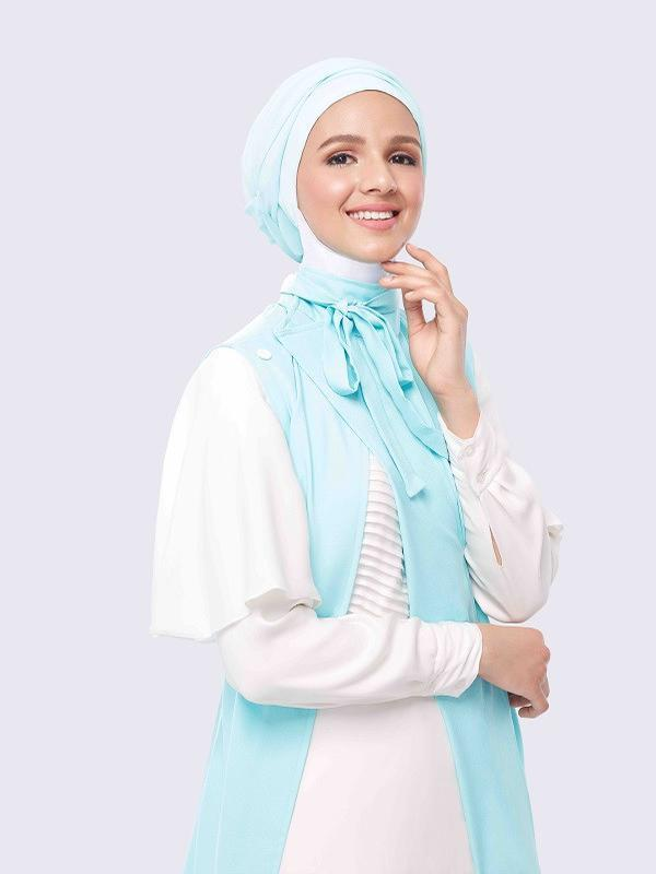 Inspirasi makeup Sincerely Pretty dari Wardah. Sumber foto: Document/Wardah.