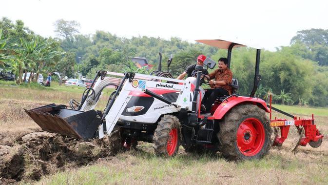 Menuju Pertanian Modern, Petani Kotawaringin Barat Harus Manfaatkan Alsintan