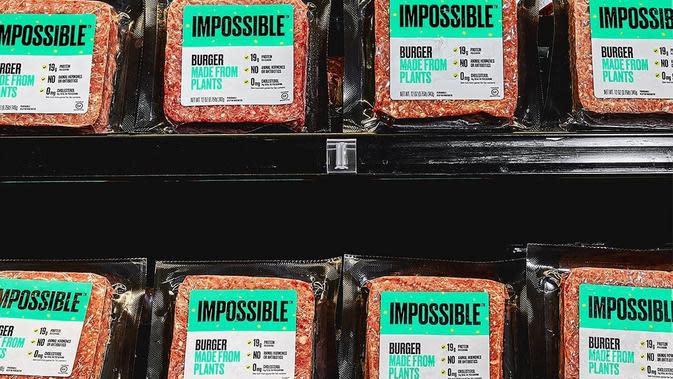 Impssible meat (Dok. Instagram/Imposdsible_f00ds/https://www.instagram.com/p/CEhPXRTlMwb/Komarudin)