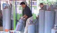 中油:明起桶裝瓦斯調漲、天然氣不調整