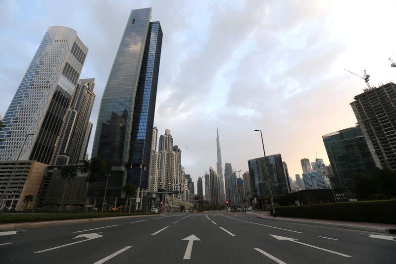 Dubai tells government agencies to cut spending, freeze hiring