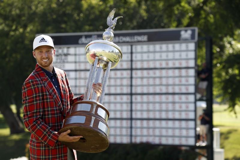 Colonial champion Berger happy to fly under the radar