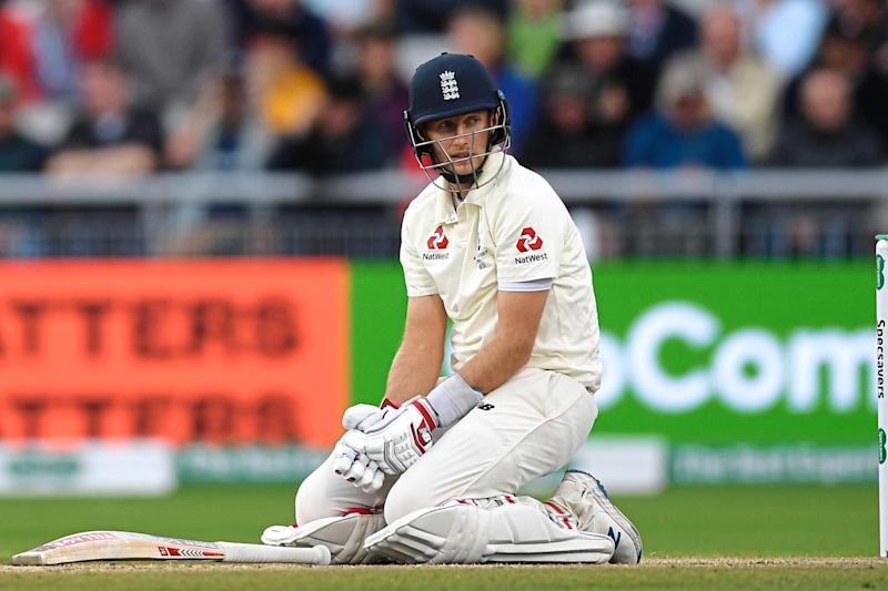 Out of form: Root has scored five (Getty Images)