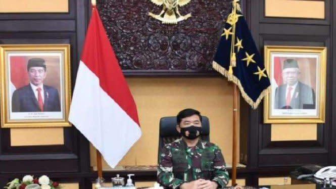 Perintah Panglima TNI ke KSAD, KSAU dan KSAL Hadapi Pilkada 2020