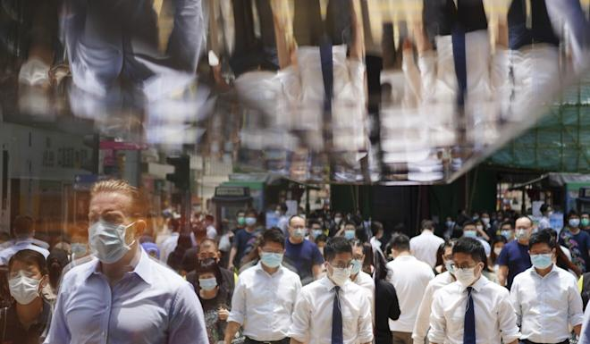 Hong Kong is slowly recovering from the effects of the pandemic, a business owner says. Photo: Sam Tsang