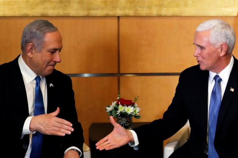Israel's Netanyahu, rival Gantz to visit Washington, White House says