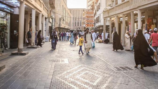 Arab Saudi. (Sumber: freedom house)