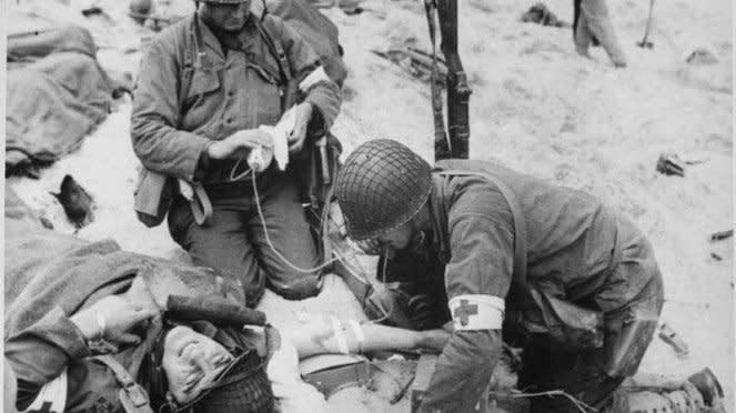 VIVA Militer: Tim Medis US Army di Perang Pasifik