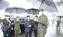 李棟樑慰問海軍蘇澳基地 肯定官兵守護海疆辛勞
