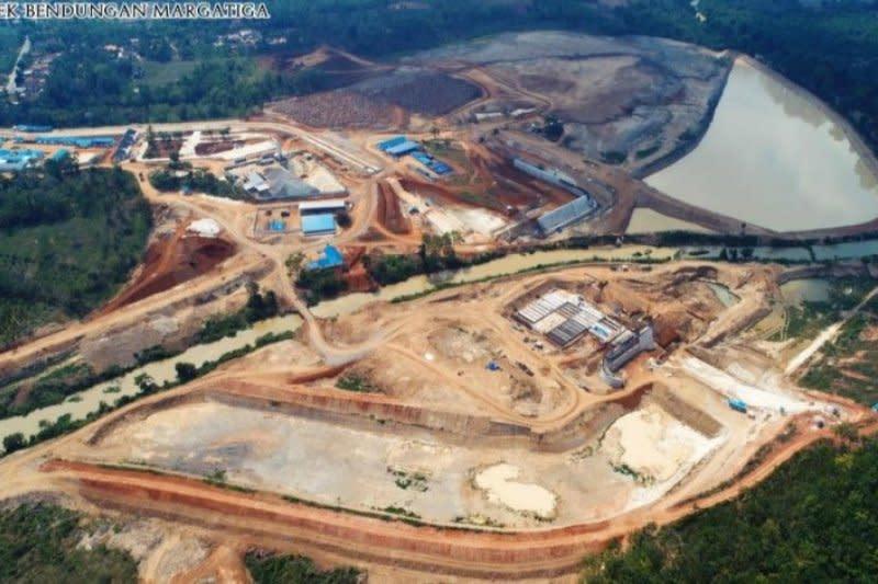 Dukung lumbung pangan, Kementerian PUPR bangun bendungan di Lampung