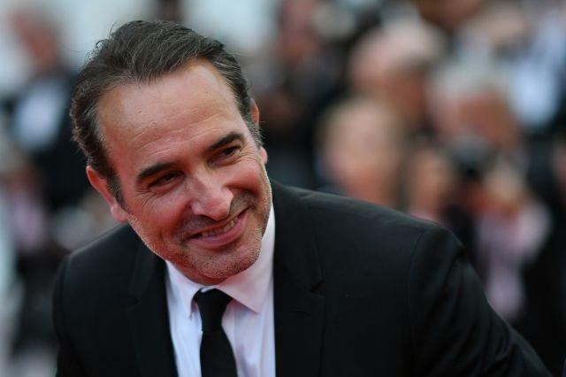 French actor Jean Dujardin