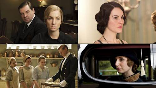 'Downton Abbey' Season 4, Episode 4 -- Nick Briggs/Carnival Film and Television Limited