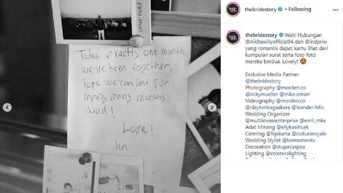[Foto: Instagram thebridestory]