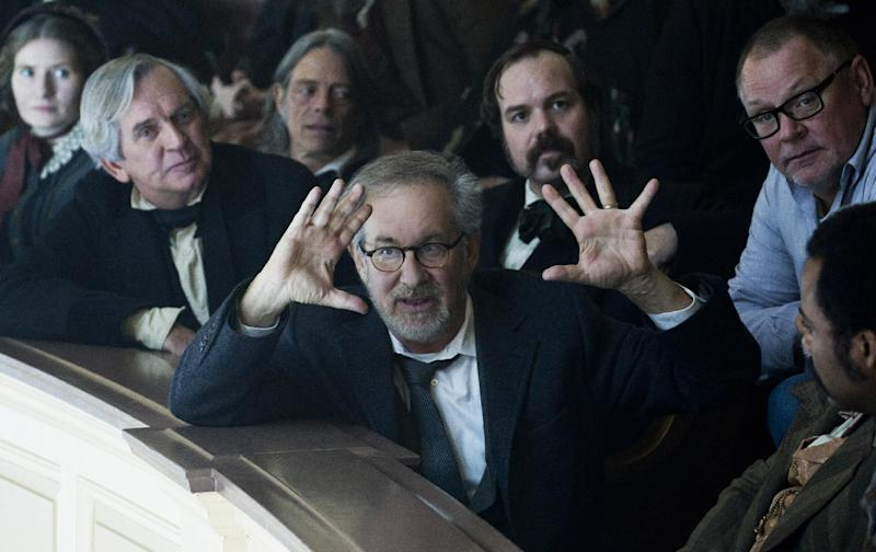 Best director virtual roundtable: Steven Spielberg gets 'Lincoln' love