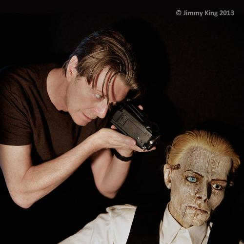 David Bowie Unleashes Creepy Puppet Video as Halloween Treat