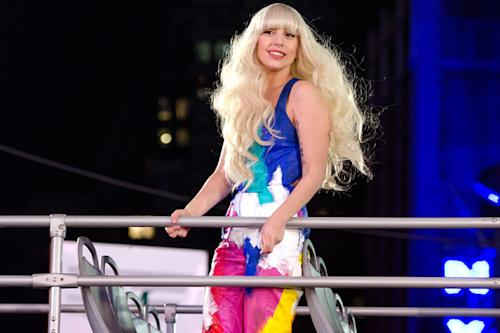 Lady Gaga Promoter Fined for 'Gay Propaganda'