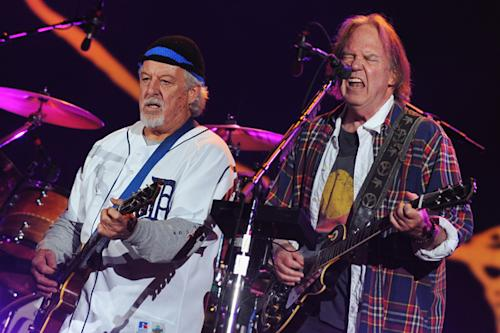 Neil Young and Crazy Horse Cancel Four-City North American Tour