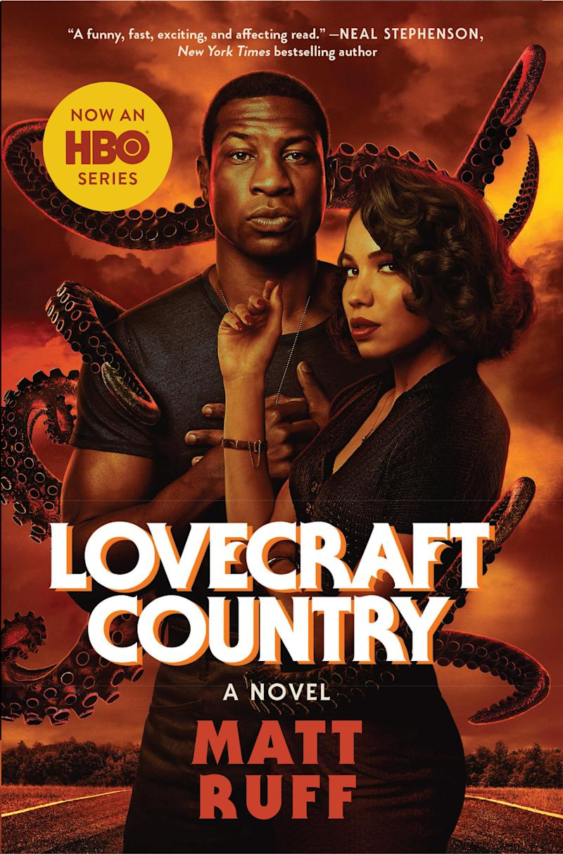 Lovecraft Country by Matt Ruff. Image via Indigo.