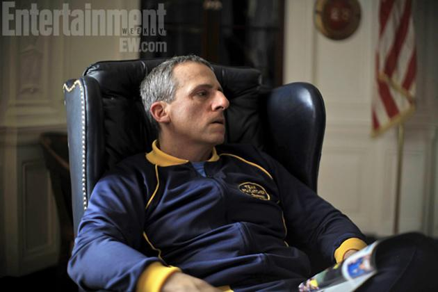 Steve Carell Breaks Bad: First Look at His Murderous Role in 'Foxcatcher'