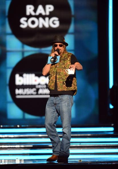 Kid Rock Makes Waves at Billboard Awards With Barbed 'Lip-Synching' Comment