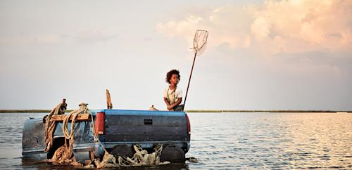 Oscar-nominated 'Beasts of the Southern Wild' director Benh Zeitlin on finding his pint-sized star