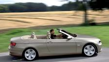 2008 BMW 3 Series Convertible