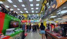 前7月營收輸給全國電子!燦坤開出新型態店,能贏回3C一哥寶座?