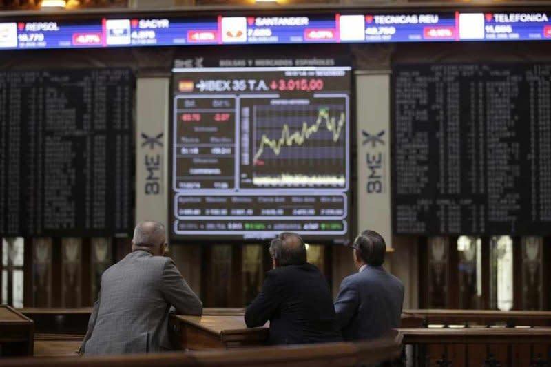"""Saham Spanyol ditutup """"rebound"""", Indeks IBEX 35 terangkat 0,57 persen"""
