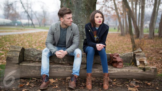 Ilustrasi Pasangan (Sumber: iStockphoto)