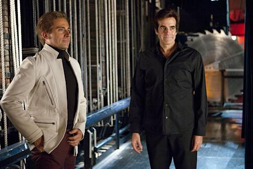 David Copperfield Did WAY More Than a Cameo for 'The Incredible Burt Wonderstone'