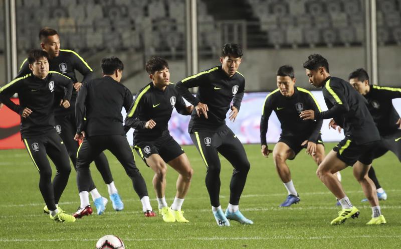 South Korea Koreas World Cup Qualifier