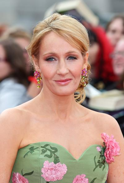 J.K. Rowling's Confession Moves the Web