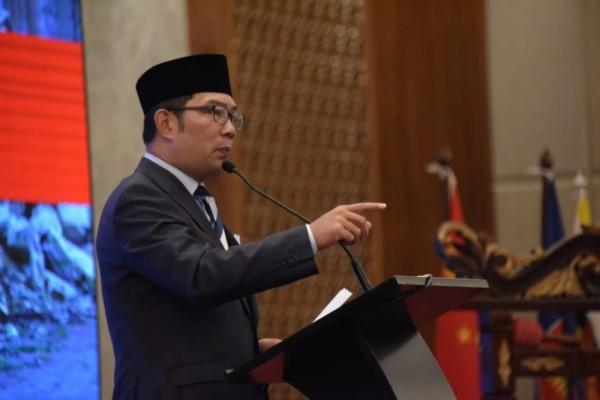 Dikritik Soal Kolam, Ridwan Kamil Paparkan yang Dibangun Gubernur Lama