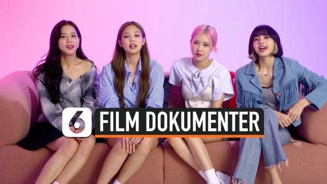 VIDEO: Blackpink Akan Rilis Film Dokumenter di Netflix