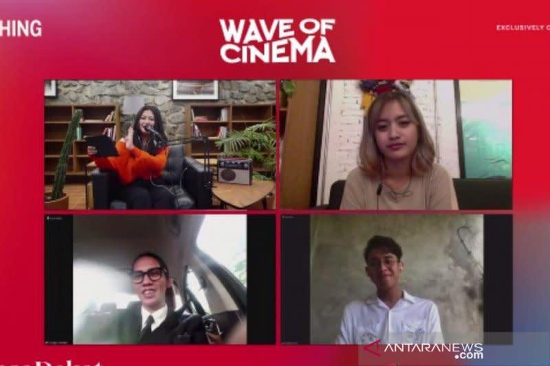 Ardhito Pramono hingga Nadin Amizah hadir di Wave of Cinema
