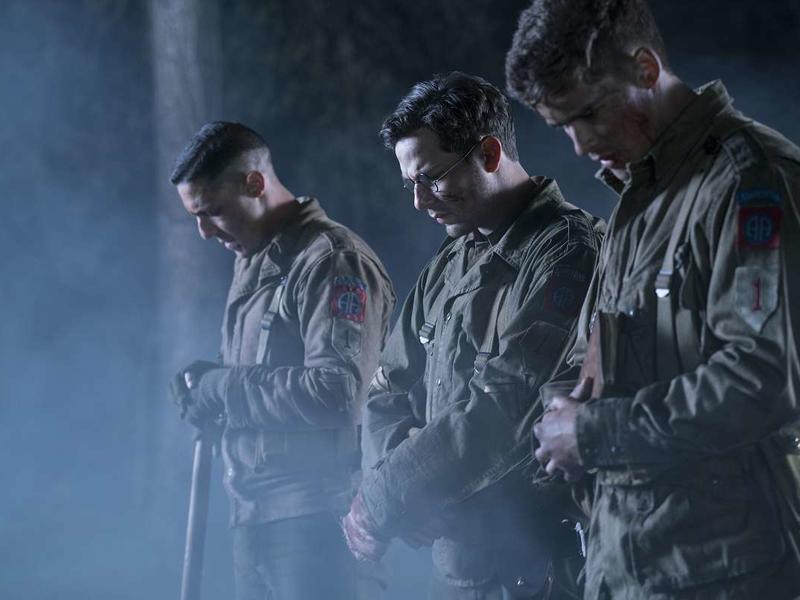 美國大兵也怕鬼!