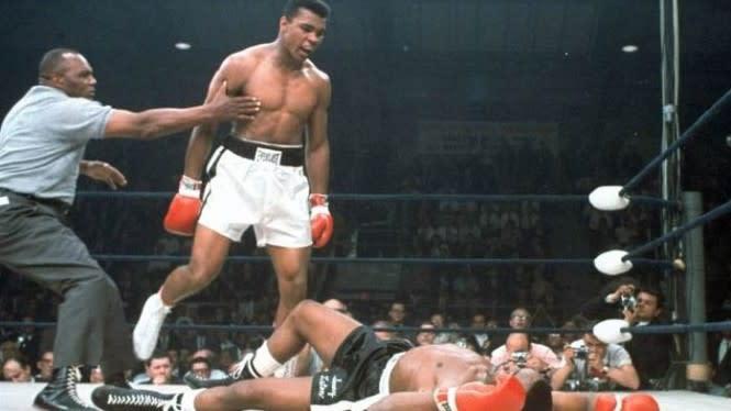 Muhammad Ali dan 10 Petinju Paling Mengerikan Versi George Foreman