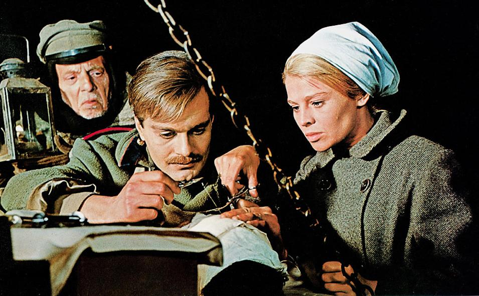 Christopher Nolan's Five Films that Influenced the Dark Knight Rises, Dr. Zhivago